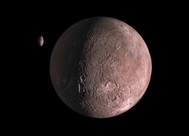 占星術|小惑星クアオア(Quaoar)の意味や特徴とは?